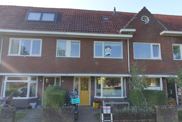 Vogelenbuurt Utrecht