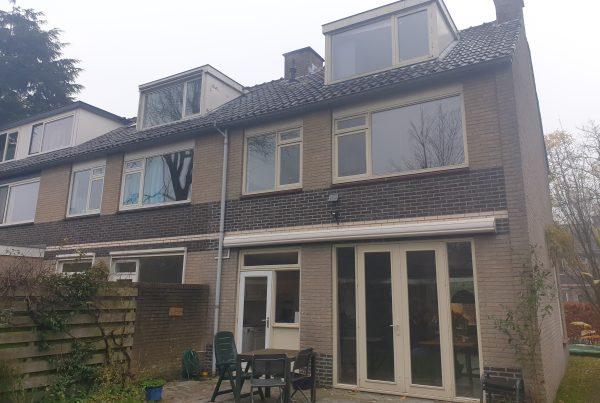 Achtergevel Bouwkundige keuring Utrecht
